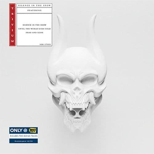 Trivium<br>Silence In The Snow<br>CD